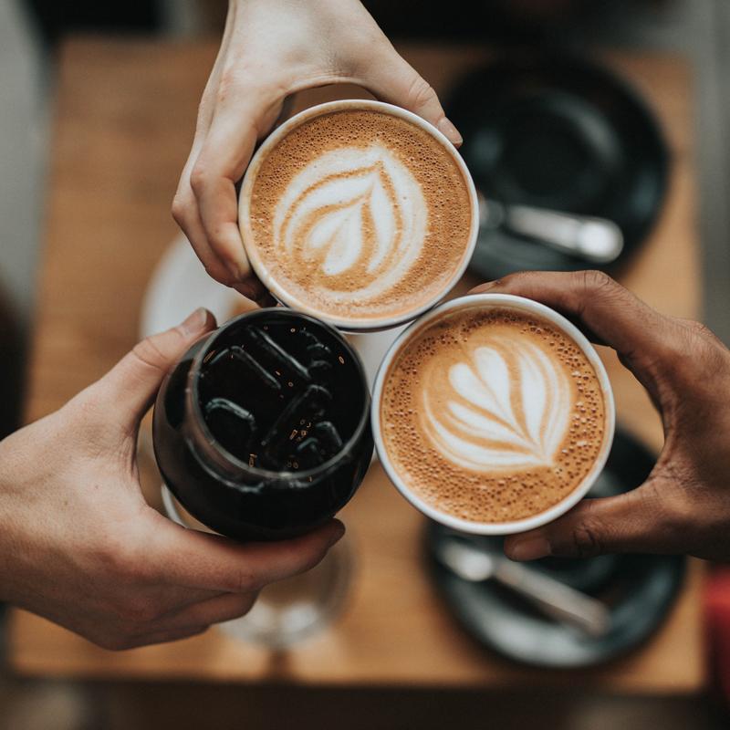coffee with friends belfast