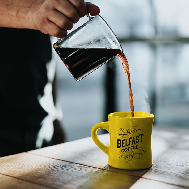belfast coffee mug