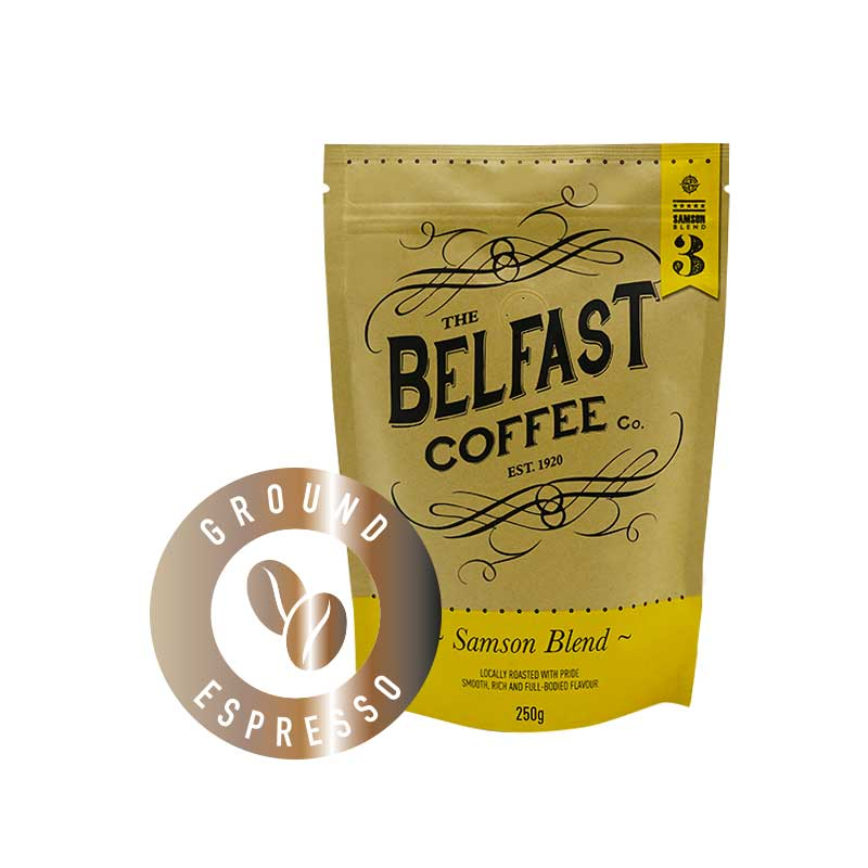 Belfast Coffee - Ground Espresso
