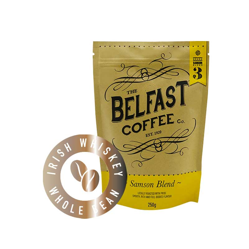 Belfast Coffee - Whole Bean Irish Coffee