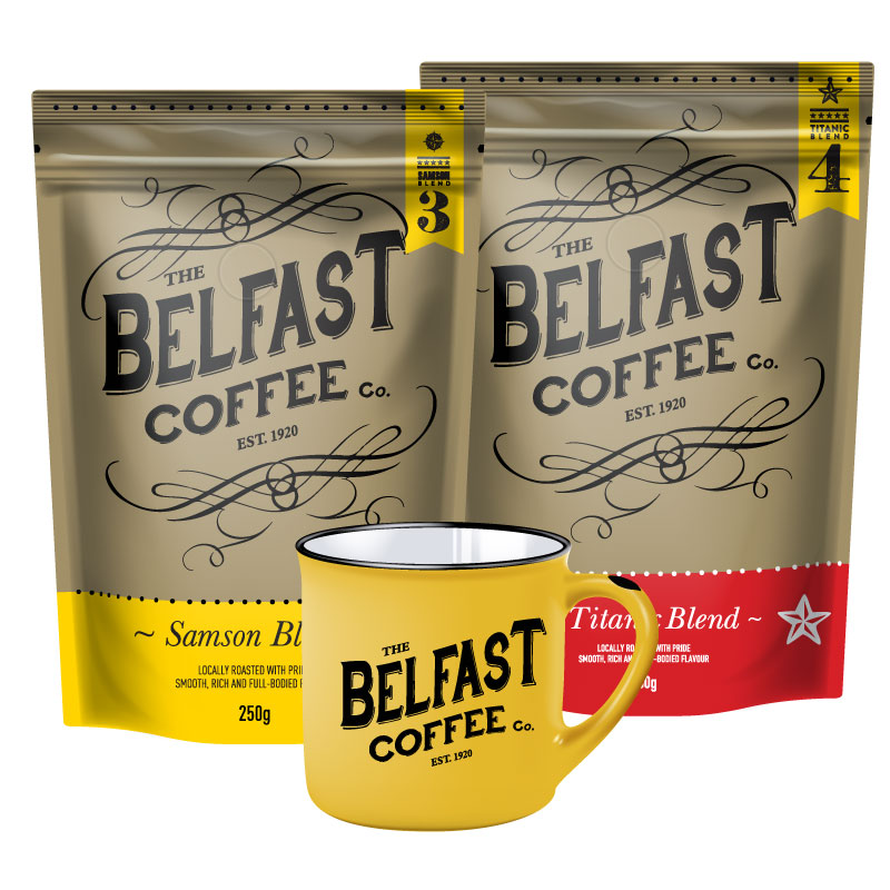 Belfast coffee bundle