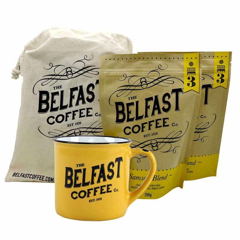 Belfast Coffee Gift Set