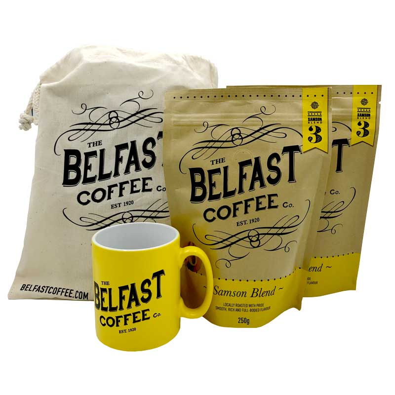 Belfast Coffee Gift Set
