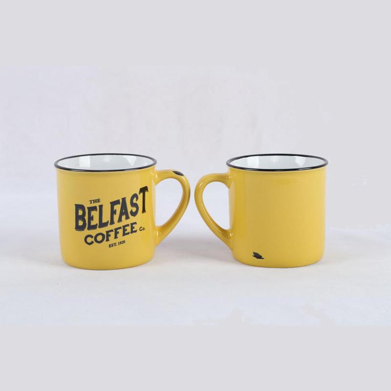 Belfast Coffee Mug front back