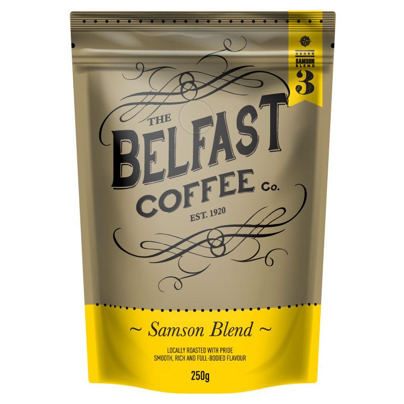 Samson Blend Belfast Coffee