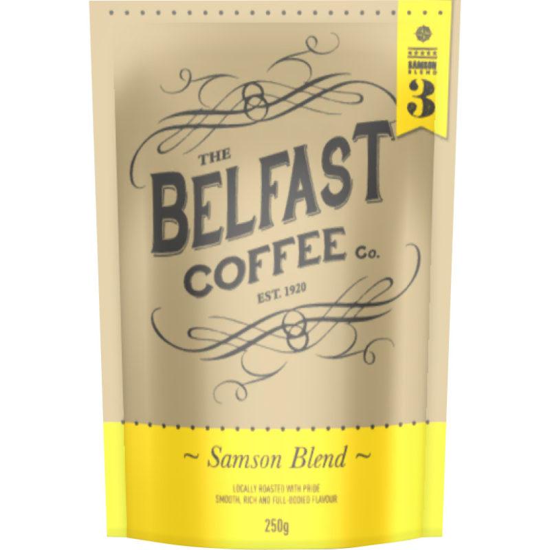 Samson blend - belfast coffee