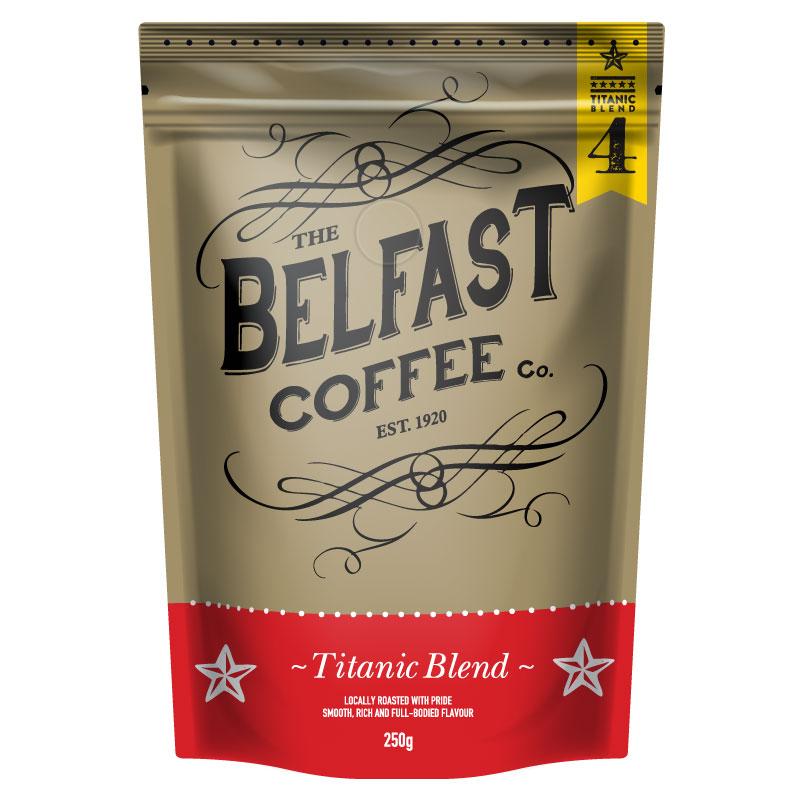 Titanic Blend Belfast Coffee