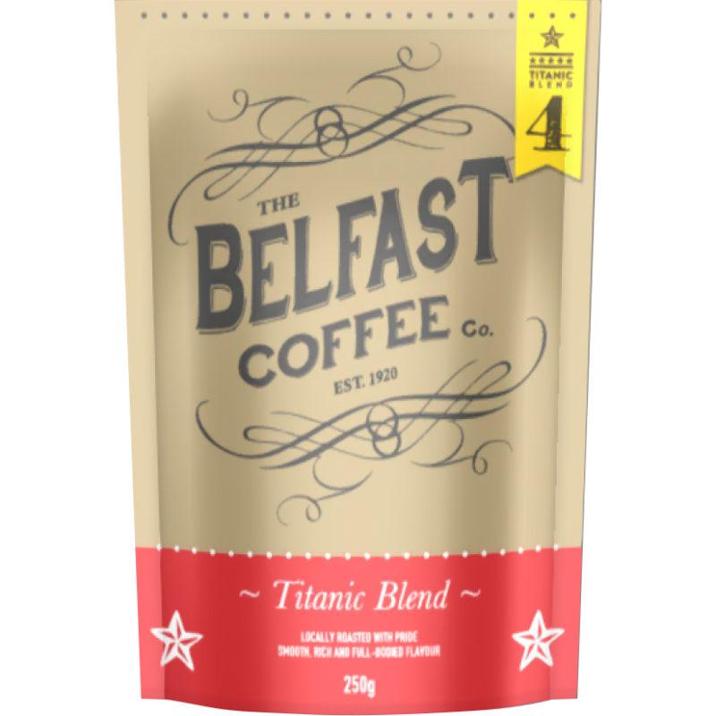titanic blend - belfast coffee